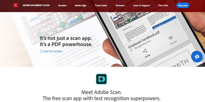 フリーランス、ノマドワーカー必見!スマホでPDF化できる「Adobe Scan